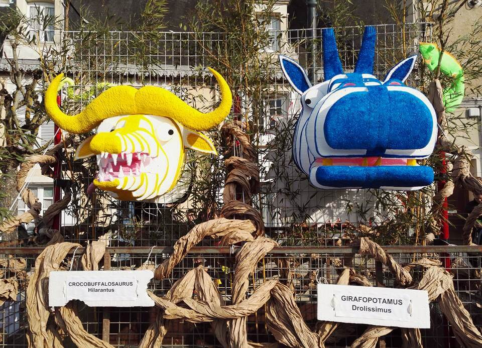 Carnaval de Montmorillon - Polisto 2016