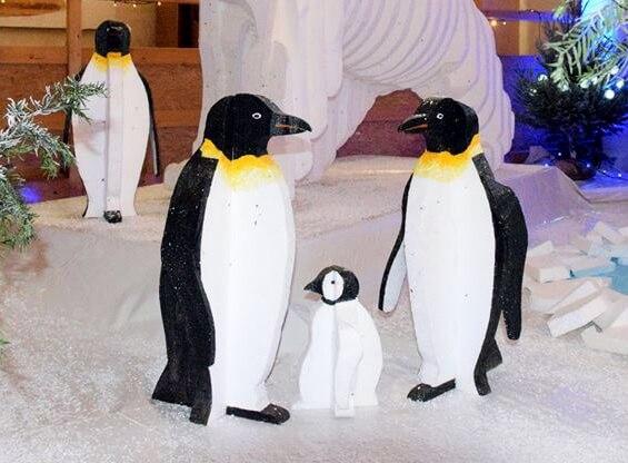 Penguins Family - Polisto 2014