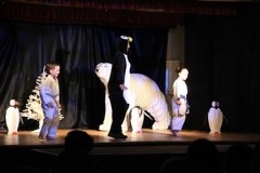 """Cabaret - """"Les animaux font leur show"""" - Lathus-Saint-Rémy (86)."""