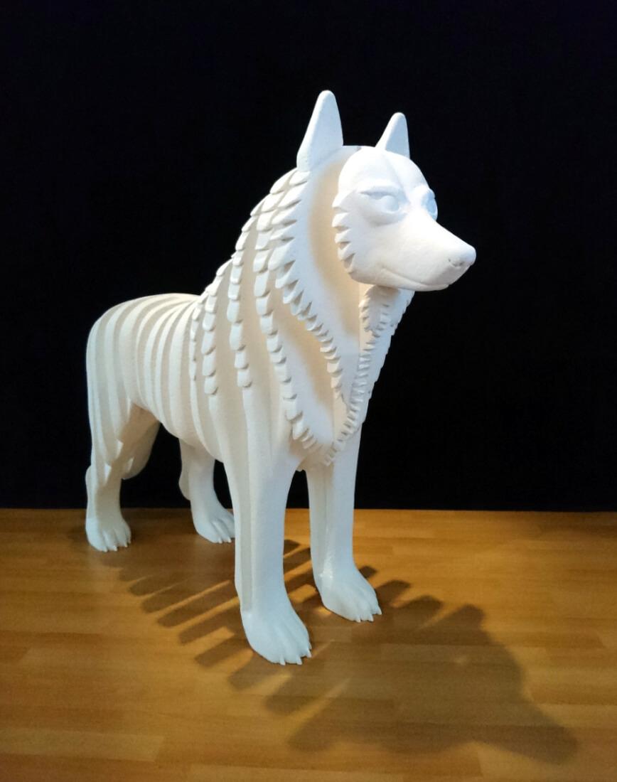 Canis Lupus Fabulosus - Polisto 2018.