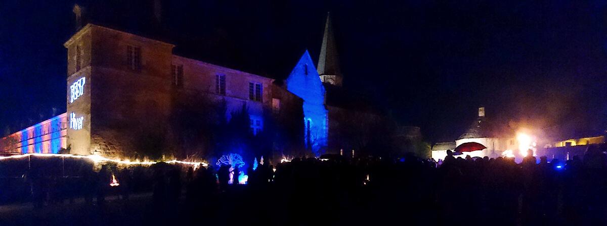 Maison Dieu de Montmorillon - Fest'hiver 2020 - Polisto