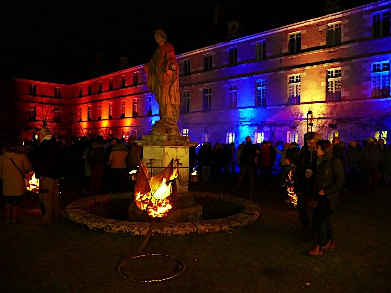 Maison Dieu - Montmorillon - Fest'hiver 2020- Polisto