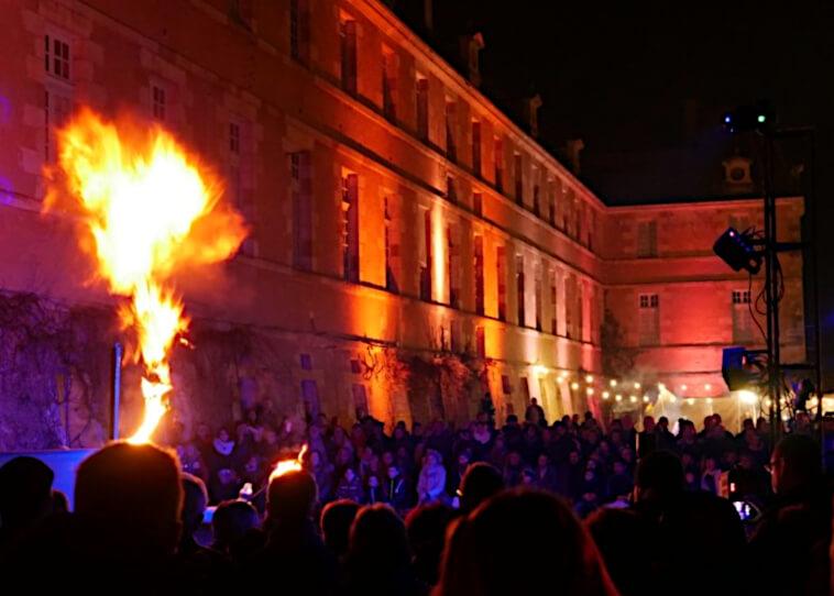 Maison Dieu - Montmorillon - Fest'hiver 2020 - Polisto