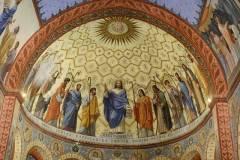 Abside de la Chapelle Saint-Laurent - Maison Dieu Montmorillon - Fest'hiver 2020 - Polisto