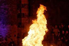 Mandalights spectacle Zenith - Maison Dieu Montmorillon - Fest'hiver 2020 - Polisto
