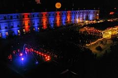 Maison Dieu - Montmorillon - Vue aerienne - Compagnie Soukha - Fest'hiver 2020 - Polisto