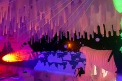 "Installation ""Hiku"" - Semaine blanche au Magasin - Polisto 2017"