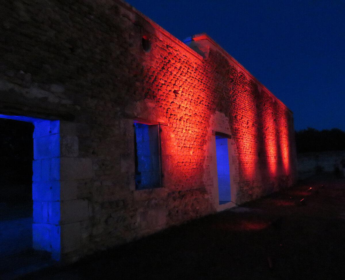 Soirée Antique 2019 - Tours Mirandes - Mur Antique.