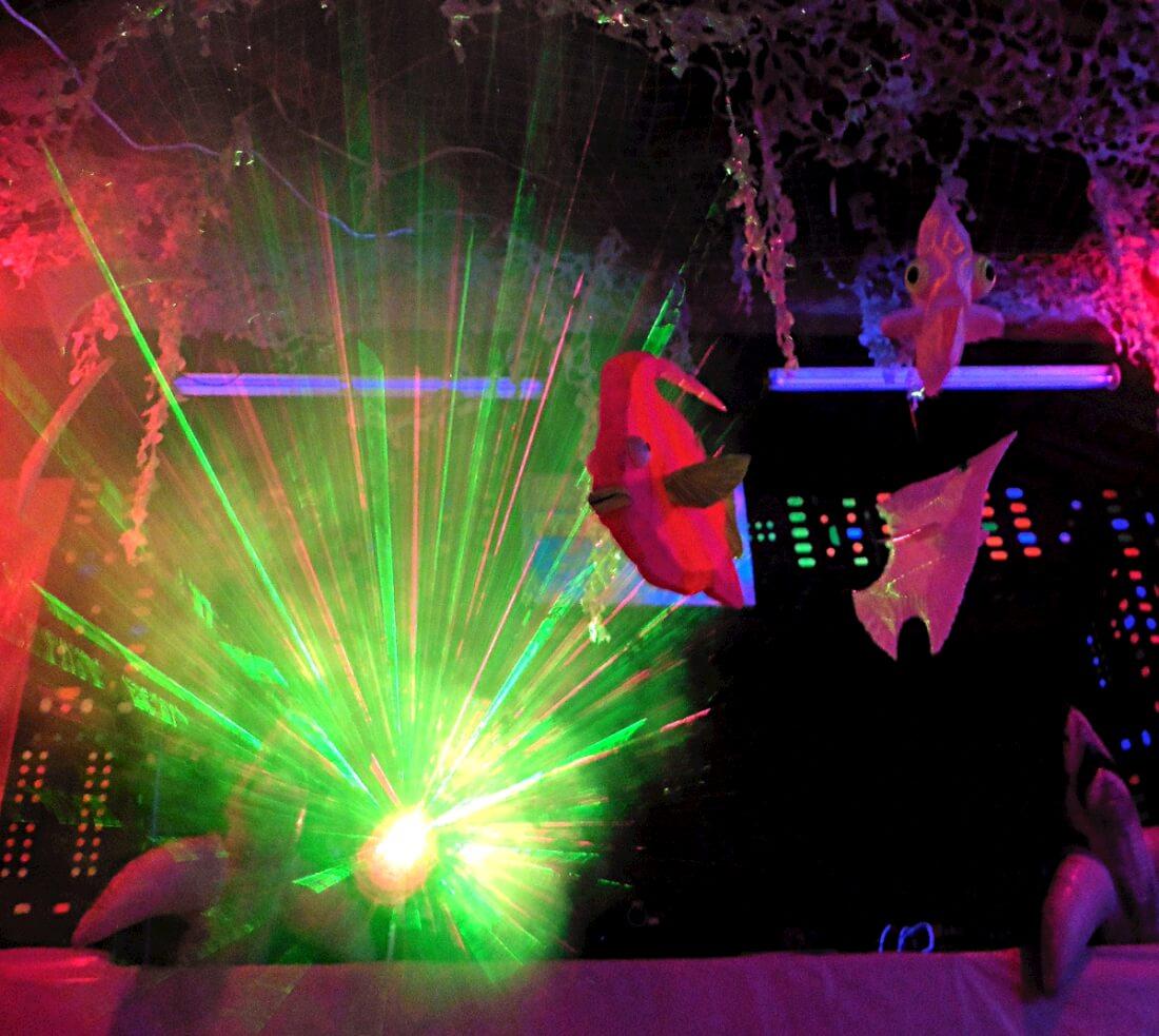 Subaquatic Party - Polisto 2014