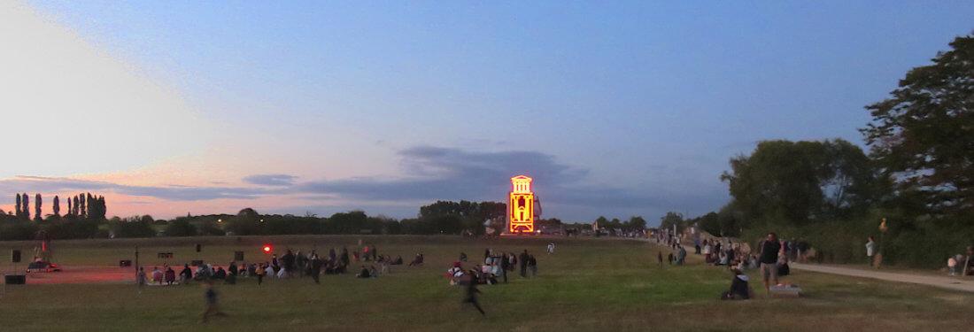 Soirée Antique 2021 - Sites des Tours Mirandes.